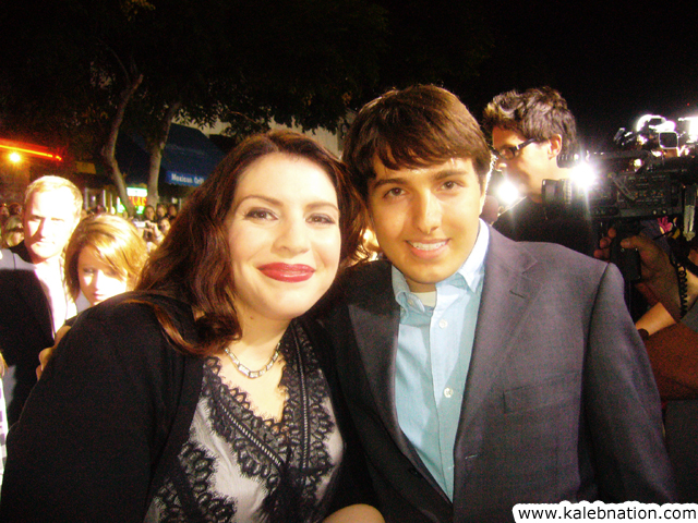 Me and Stephenie Meyer