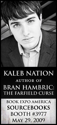 Kaleb Nation at BEA 2009