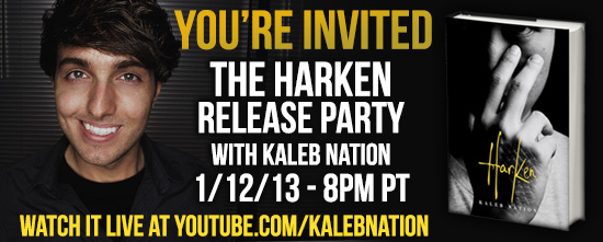 YOU'RE INVITED TO THE PARTY
