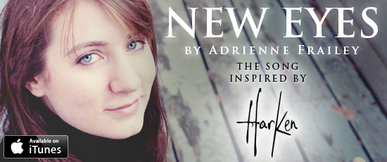NEW EYES BY ADRIENNE FRAILEY
